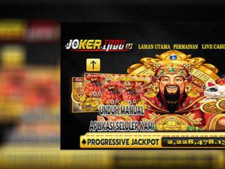Industri Game Slot Joker123 Online Asia